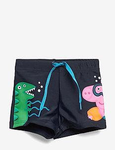 NMMPEPPAPIG PELLE SWIMWEAR PEP - swimshorts - dark sapphire