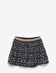 NMFDALINDA SKIRT - skirts - dark sapphire