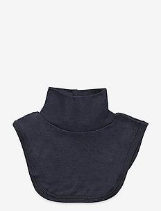 NMMWILLIT WOOL NECKWARMER XX - wool - ombre blue