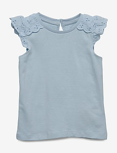 NMFFALACE SS TOP - dream blue