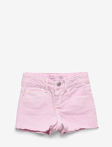 NKFRANDI MOM TWIIZZA SHORTS CAMP - szorty - cradle pink