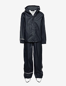 NKNDRY RAIN SET NOOS - sets & suits - dark sapphire