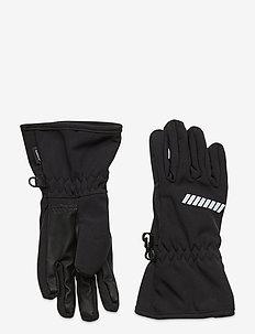 NKNALFA GLOVE 3FO - winterkleding - black
