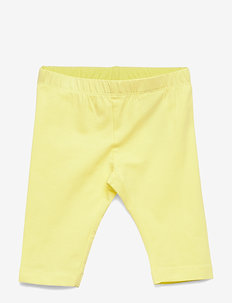 NMFVIVIAN SOLID CAPRI LEGGING J - leggings - limelight