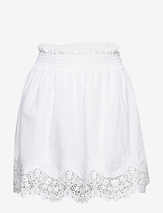 NKFHAYLA SKIRT - jupes - bright white