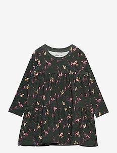 NMFKASILLE LS DRESS - sukienki - thyme