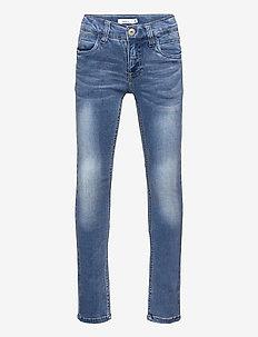 NKMTHEO DNMTAGS 2455 PANT NOOS - jeans - medium blue denim
