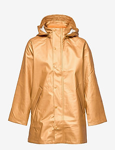 NKFDRY LONG JACKET FO - jassen - pale gold