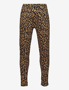 NKFTIARE IDA NORMAL PANT BOX - leggings - dark sapphire