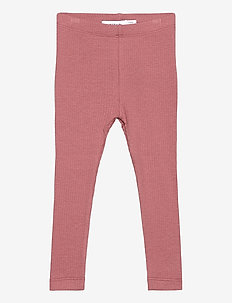 NMFKABEX LEGGING NOOS - leggingsit - withered rose