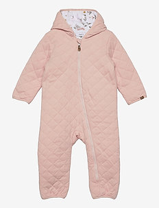 NBFMAGDA QUILT SUIT - langärmelig - peach whip