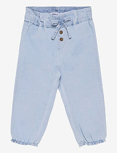 NBFBIBI DNMATAS 2489 PANT - jeans - light blue denim