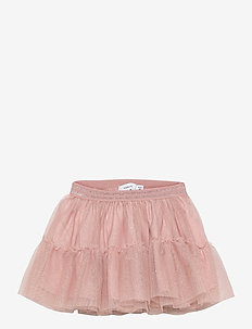 NMFFLAMINGO SKIRT - röcke - adobe rose