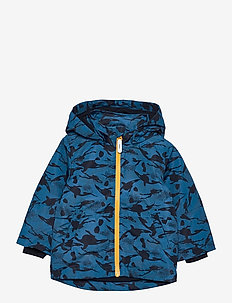 NMMMAX JACKET WHALE - jassen - captains blue