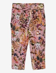 NMFLINDA PANT - trousers - pale mauve