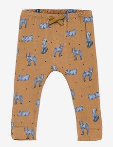 NBMLINUS PANT - trousers - cumin