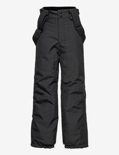 NKNSNOW10 PANT - winterhose - black