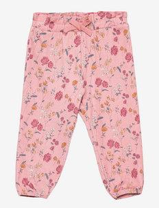 NBFLOVE PANT - trousers - pale mauve