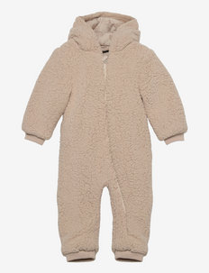 NBNMAZIE TEDDY SUIT - fleece sets - peyote