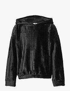 NKFKEISIL LS SWE UNB - hoodies - black