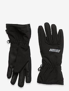 NKNALFA GLOVE 5FO - vintertøj - black