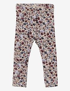 NBFBEFRIDA SXL LEGGING - leggings - peyote melange