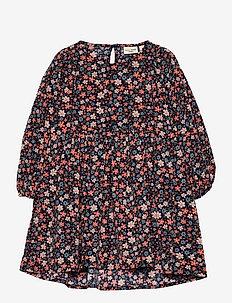 NMFVINAYA LS DRESS N - kjoler & nederdele - coral blush