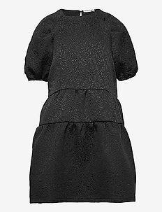 NKFSALAST SS DRESS - kleider - black