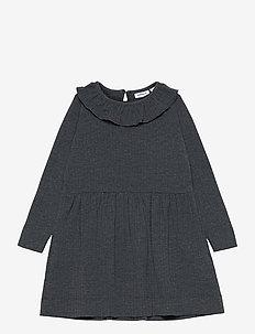 NMFBALINA LS DRESS - kleider - india ink