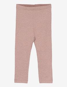 NBFNISTA XSL LEGGING - leggings - antler