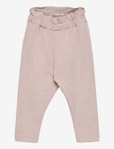 NBFNIRINE PANT - trousers - antler