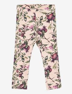 NBFOABA XSL LEGGING - leggings - whisper pink