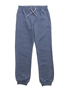SWEAT KIDS PANT UNBRUSHED R NOOS - DRESS BLUES