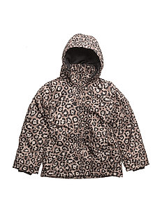 NITMELLO JACKET LEOPARD F NMT - BLACK