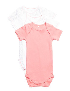 NBFBODY 3P SS CORAL NOOS - SUNKIST CORAL