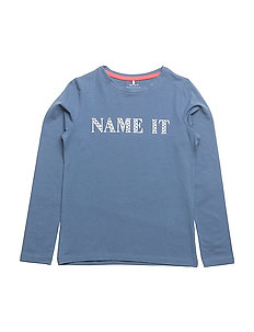 NITDIARY LS TOP F KIDS - ENSIGN BLUE