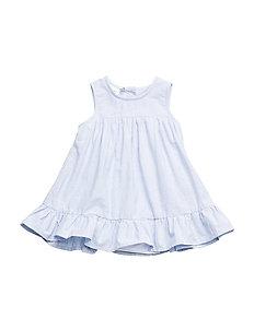 NBFFATINA SL BODY  DRESS - CASHMERE BLUE