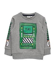 Kjøp Hust & Claire Arti T Skjorte LS, Pearl grey Melange