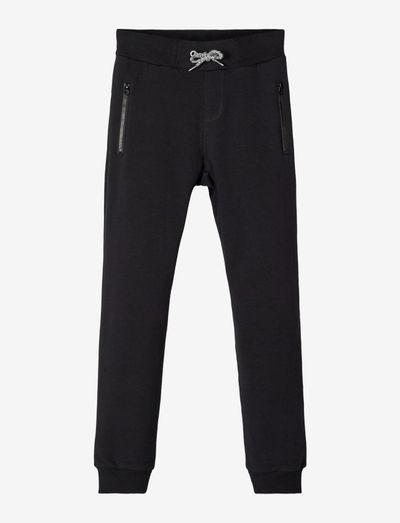 NKMHONK  BRU SWE PANT - jogginghosen - black