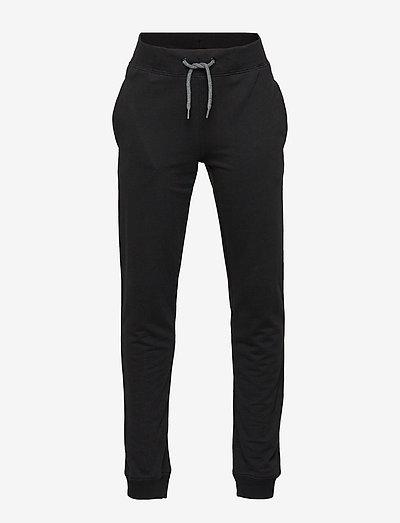 NKMSWEAT PANT BRU NOOS - jogginghosen - black