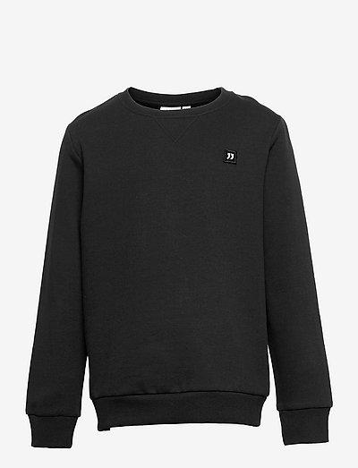 NKMVIMO LS SWEAT BRU N - sweatshirts - black