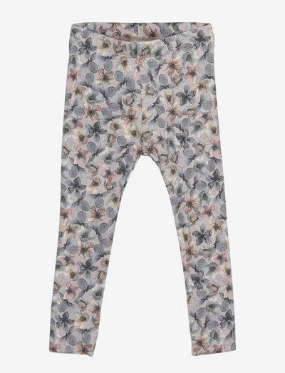 NMFNILLEE XSL LEGGING - leggings - quarry