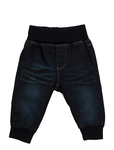 NITRUR DARK SWEAT DNM WR PANT MZNB NOOS - DARK BLUE DENIM