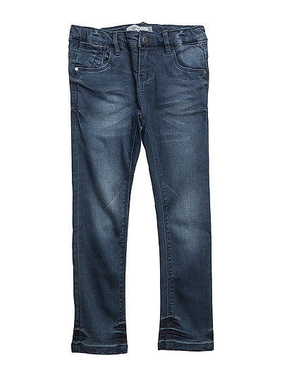 NITTITTINA XXSL/XXSL DNM PANT MINI NOOS - DARK BLUE DENIM