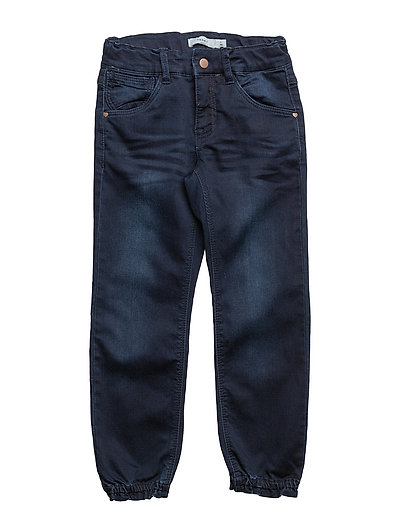 NITTITTEN REG/R DNM PANT MINI NOOS - DARK BLUE DENIM