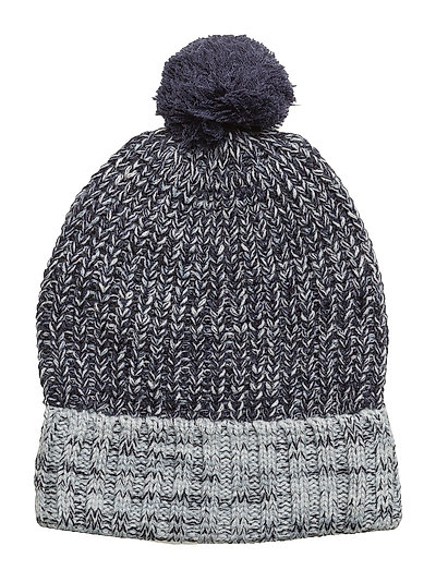NITMANON KNIT HAT M NMT - DRESS BLUES