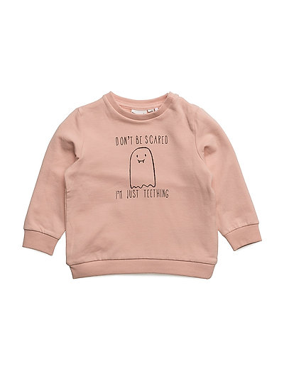 NITETTEETH LS SWEAT N NB - EVENING SAND