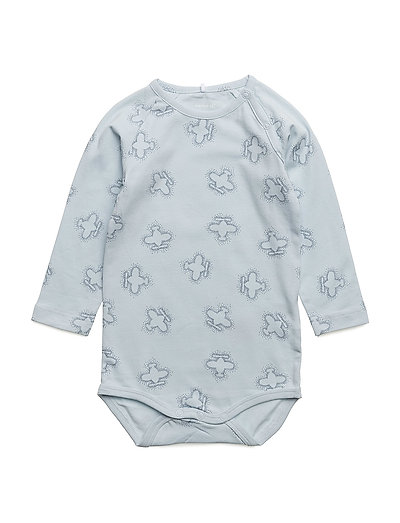 NBMGIRAF LS BODY - BABY BLUE