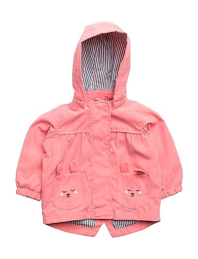 NBFMILLE JACKET - SUNKIST CORAL