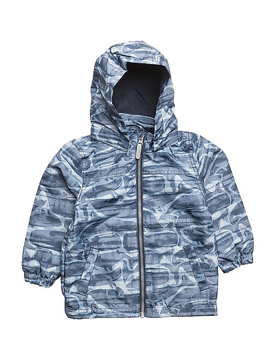 NMMMELLON JACKET WHALE - DRESS BLUES